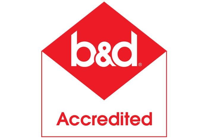 B&D Accredited Dealer