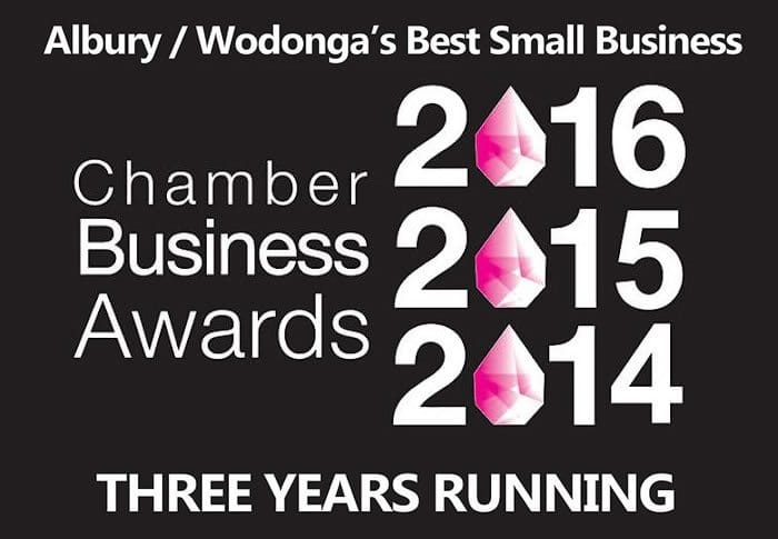 2015 Chamber Business Awards Winner