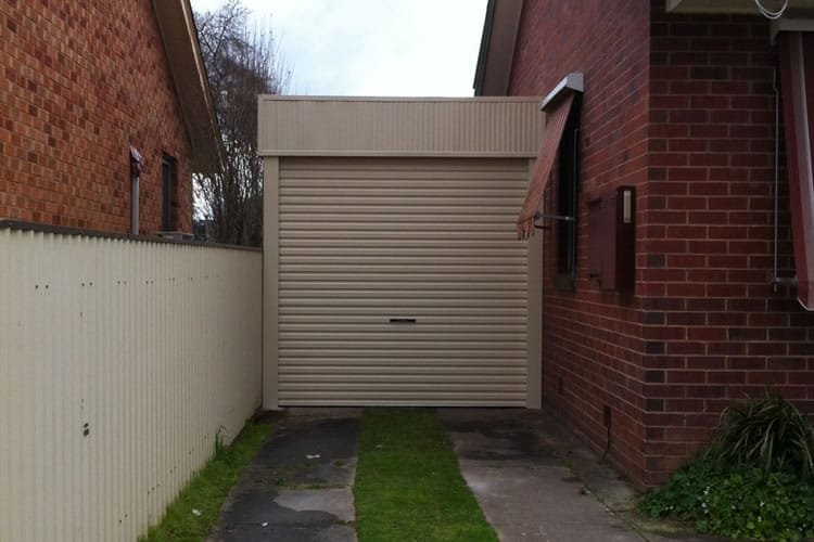 Make your home safe and have Twin City enclose the carport and install the garage door. & Carport Conversions - Twin City Roller Doors Pezcame.Com