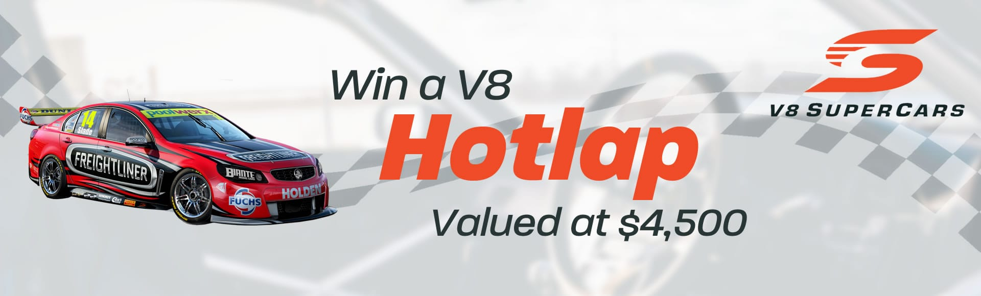 V8 Supercar Hotlap Competition