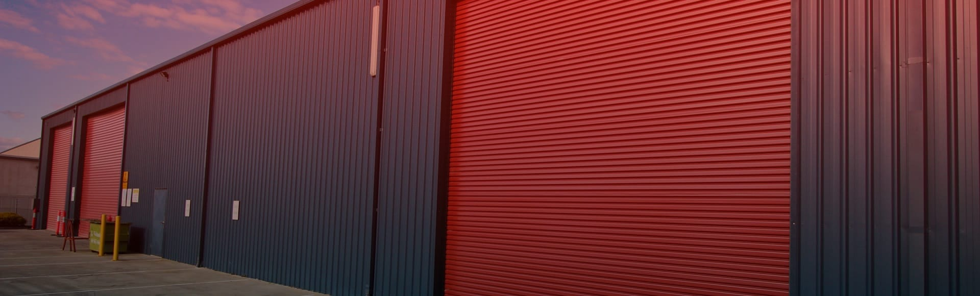 Garage Roller Door Styles