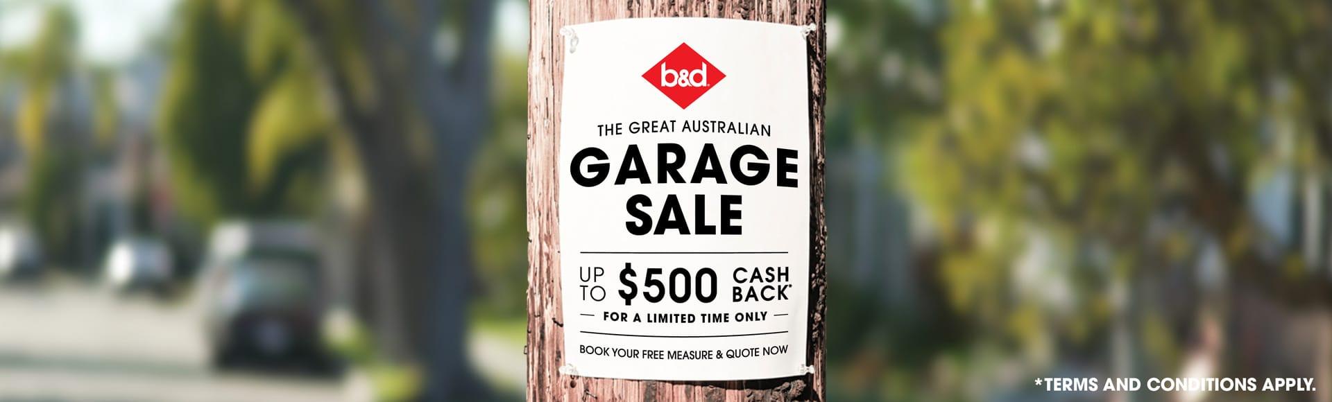 The Great Australian Garage Sale