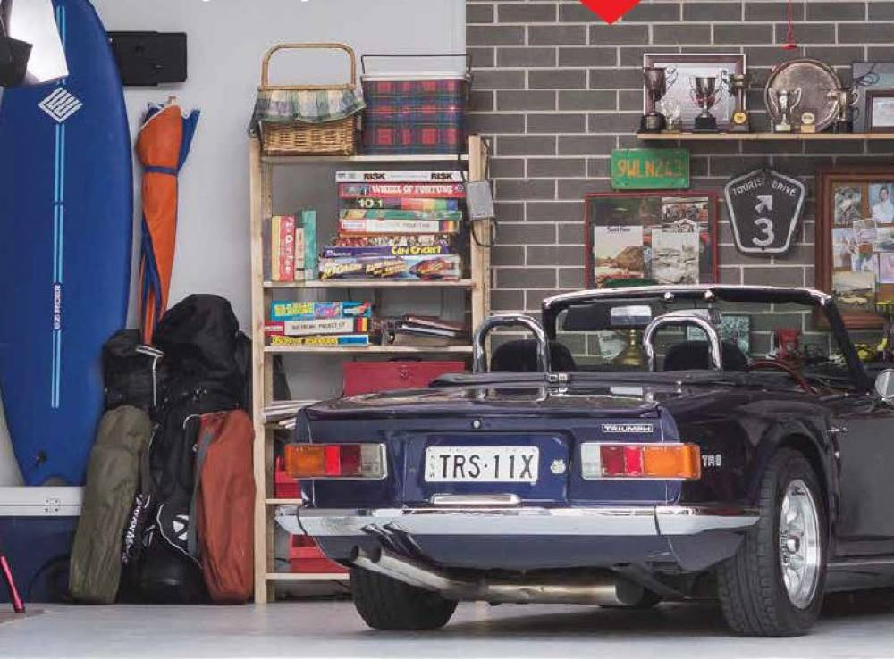 Organise your garage with these simple tips